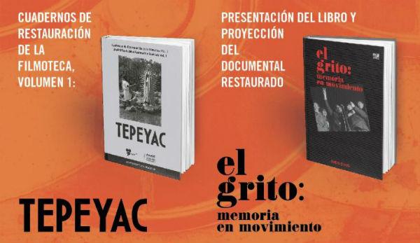 Los Cuadernos de Restauración contiene una sección dedicada al contexto social, cultural y político en el que se realiza el filme. Foto: @FILMineria