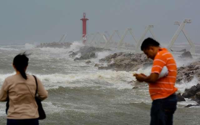Alerta Gris en Veracruz