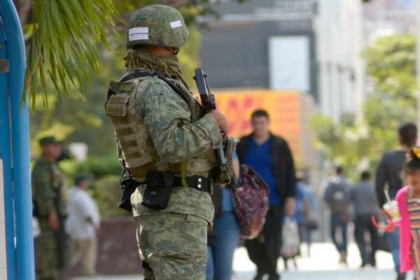 La posición priista también involucra la transición del fuero militar al civil. Foto: Archivo | Cuartoscuro