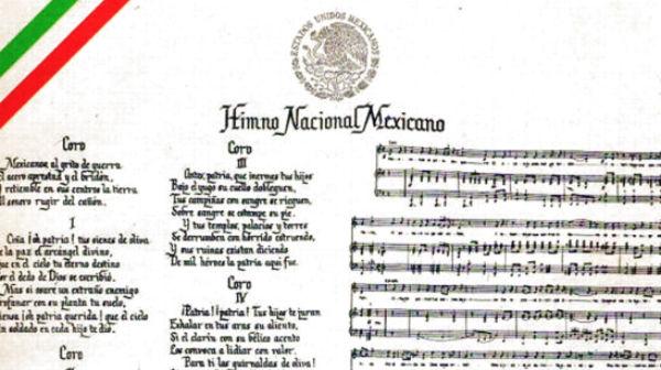La Secretaría de Gobernación autorizó la traducción e interpretación del Himno Nacional Mexicano a la lengua maya, lengua hablada por el 30.3 por ciento de los habitantes de Yucatán. FOTO: ESPECIAL