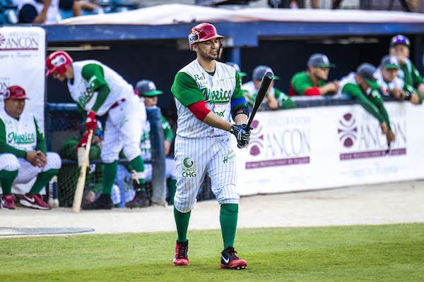 La participación de México en la Serie del Caribe. Foto: Cortesía.