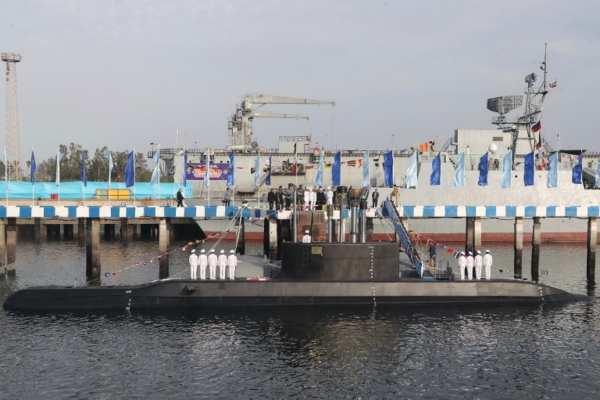 El submarino puede operar a más de 200 metros de profundidad y dispone de una autonomía de 35 días. Foto: AFP