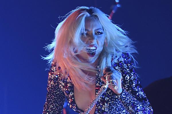 Lady Gaga es una de las favoritas para llevarse la estatuilla a Mejor Actriz. FOTO: AFP