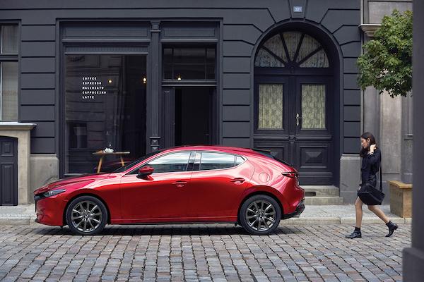 El equipo de desarrollo del nuevo Mazda 3 fortaleció la conexión Jinba Ittai. Foto: Especial.