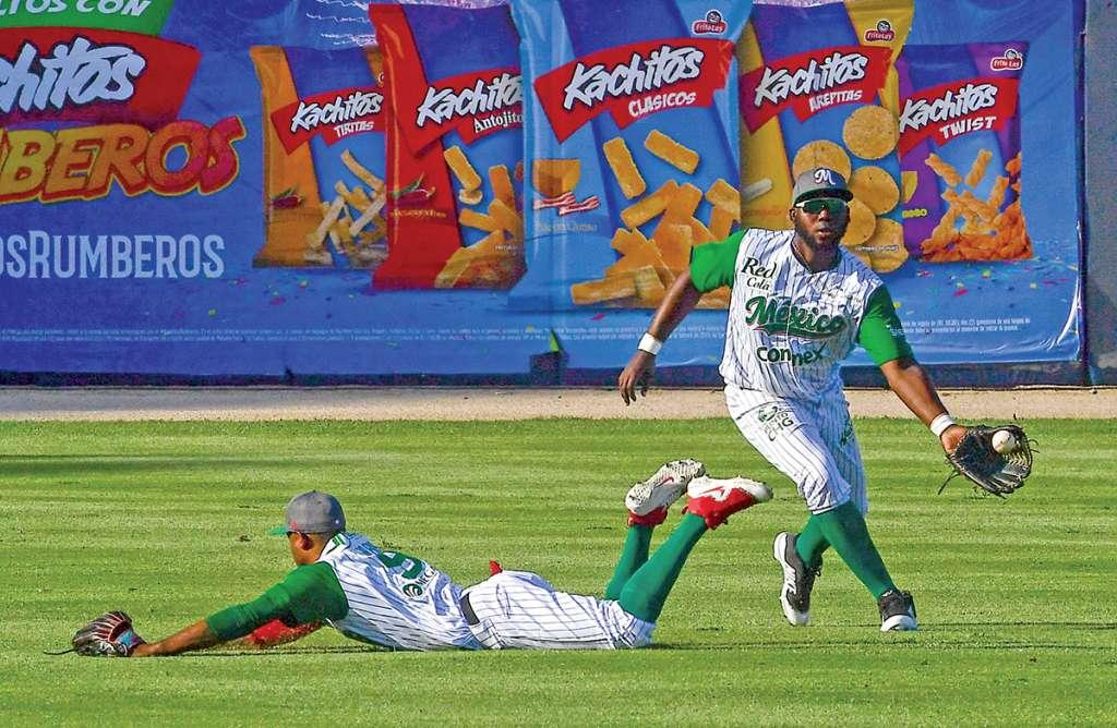 PELIGRA. El equipo representante de México enfrentará mañana repite duelo frente a Cuba. Foto: AFP