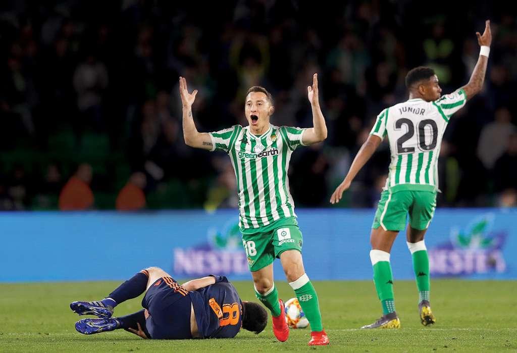 El delegado de la Liga española en México destacó el descaro de Diego Laine en La Liga. Foto: REUTERS