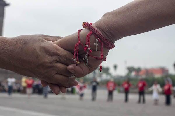 ONG's piden la remoción remoción del titular de la CEAV. Foto:  Cuartoscuro