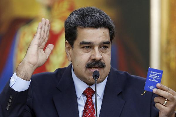 Mostró disposición a solucionar la crisis venezolana. FOTO: REUTERS