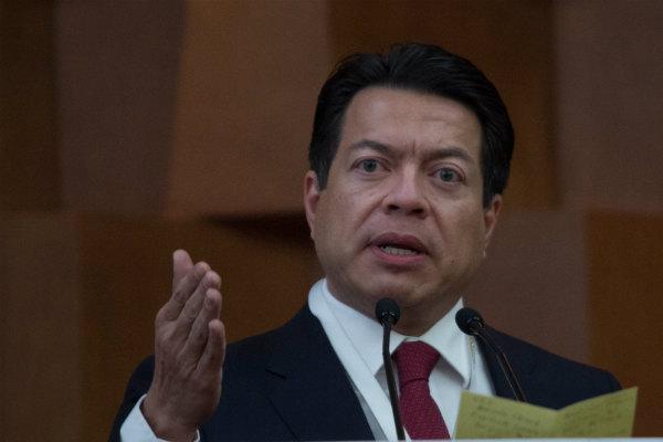 Delgado Carrillo afirmó que a 100 días de haber iniciado este nuevo gobierno la aprobación de esas reformas representa un paso importante en la relación entre poderes. FOTO: ESPECIAL