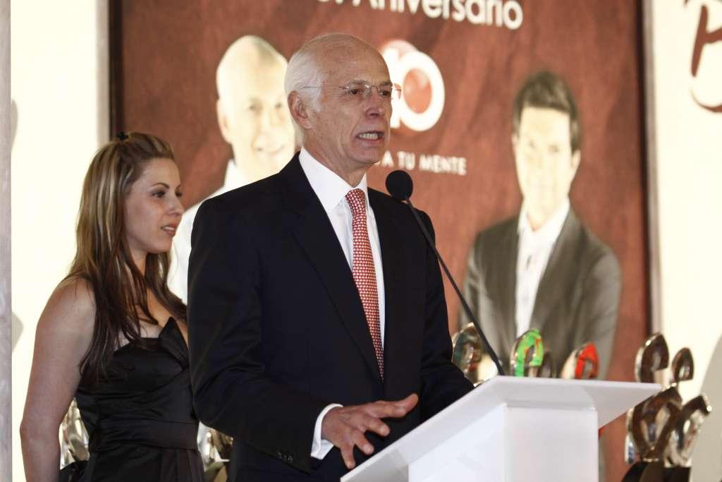 Consideran que Luis Niño de Rivera tiene capacidad de responder a los retos. FOTO: ARCHIVO/ CUARTOSCURO