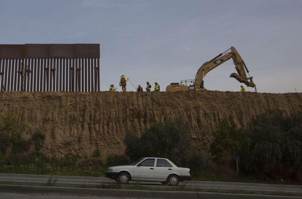 Frontera con México