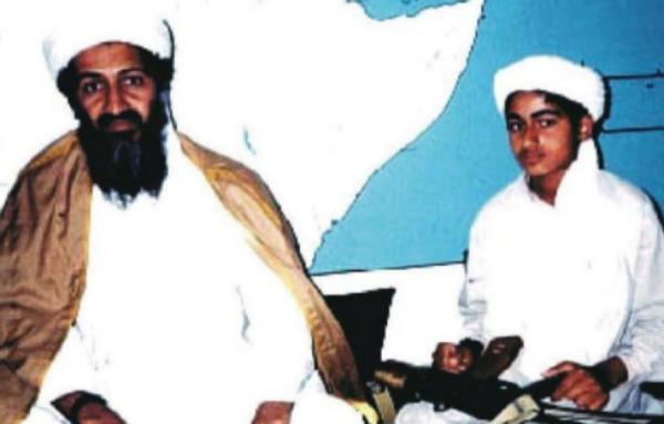 Hamza bin Laden, uno de los hijos del difunto líder de Al Qaeda, Osama bin Laden. FOTO: ESPECIAL