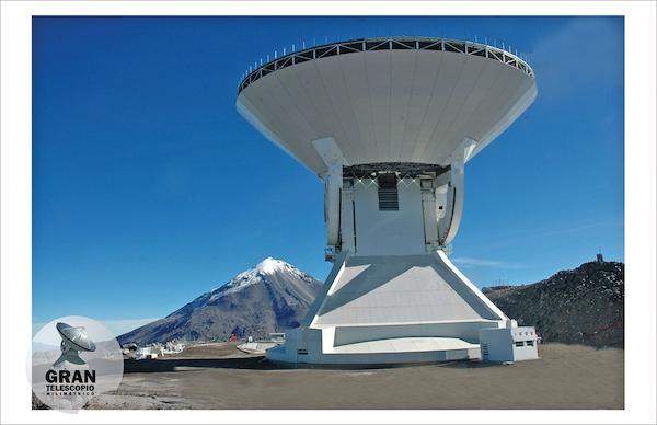 EQUIPO. El telescopio es un proyecto binacional entre México y Estados Unidos. Foto: Especial.