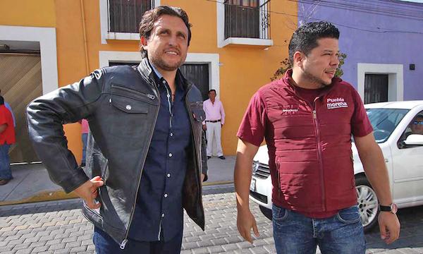 UNIDOS. Los coordinadores del PT y Morena secundan que Barbosa sea otra vez el candidato. Foto: Enfoque.
