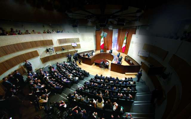 Por medio de un juicio demandaron al TEPJF eliminar el acuerdo del INE.  FOTO: CUARTOSCURO/ARCHIVO