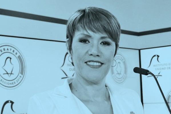Lorena Osornio, colaboradora