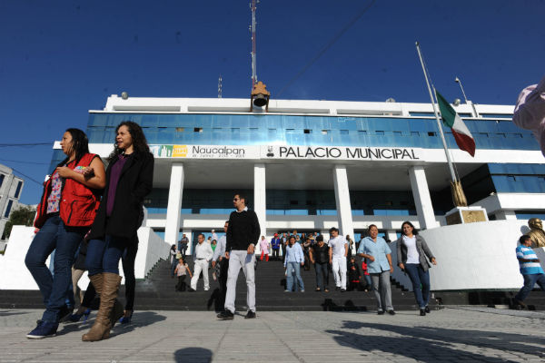 La zona fue inspeccionada por Protección Civil municipal, militares y Policía Estatal. Foto: Cuartoscuro