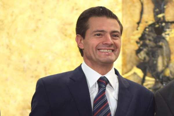 Al parecer, el viaje que realizó Peña Nieto a la capital española fue por vacaciones. Foto: Archivo   Cuartoscuro