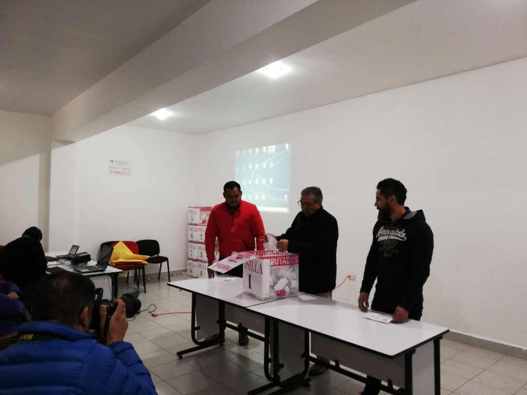 Plebiscito del sindicato de la Autónoma de Zacatecas