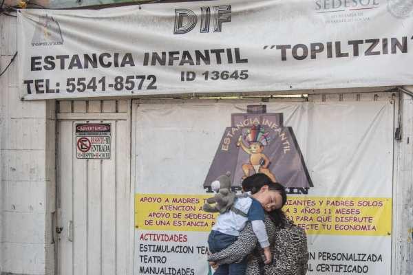 Padres de familia llamaron a presidente Lopez Obrador reconsiderar la nueva forma en que se prevé funcione el programa.Foto: Archivo | Cuartoscuro