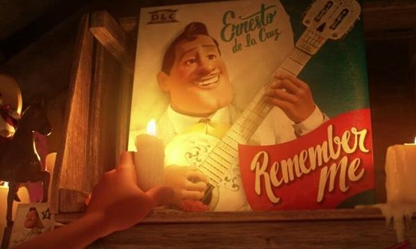Remember Me es una canción de la película animada Coco de Pixar. Foto: Especial