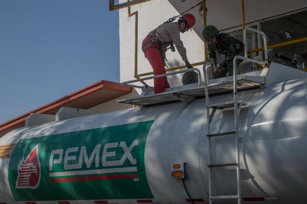 En 2018 Pemex perdió 40 mil millones de pesos por robo de combustibles, de los cuales espera recuperar el 80 por ciento gracias a la estrategia contra el huachicol FOTO: Cuartoscuro