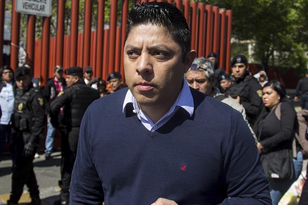 Verónica Juárez asumirá el liderato de la fracción perredista. FOTO: CUARTOSCURO