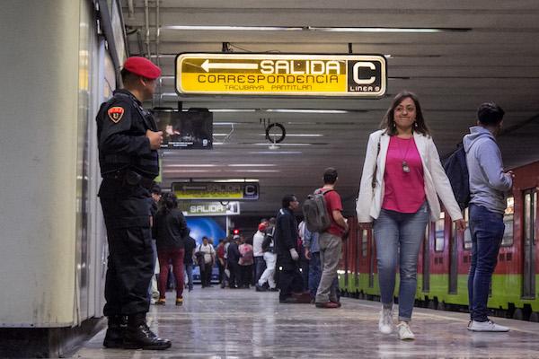 Ernestina Godoy dijo que se busca evitar secuestros e inhibir la incidencia delictiva. Foto:  Cuartoscuro. FOTO: GALO CAÑAS /CUARTOSCURO.COM