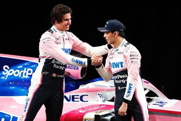 Además de Pérez, también correrán el británico Lewis Hamilton y el finlandés Valtteri Bottas (Mercedes); el holandés Max Verstappen (Red Bull)
