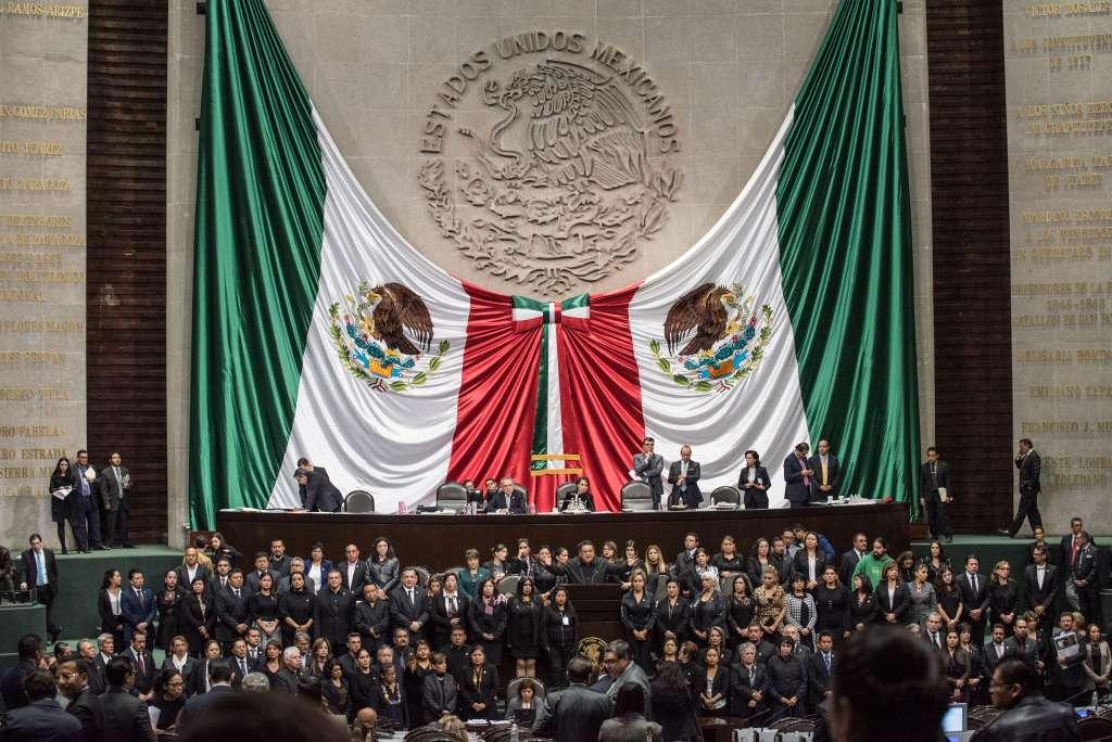 Palacio Legislativo de San Lázaro. FOTO: CUARTOSCURO