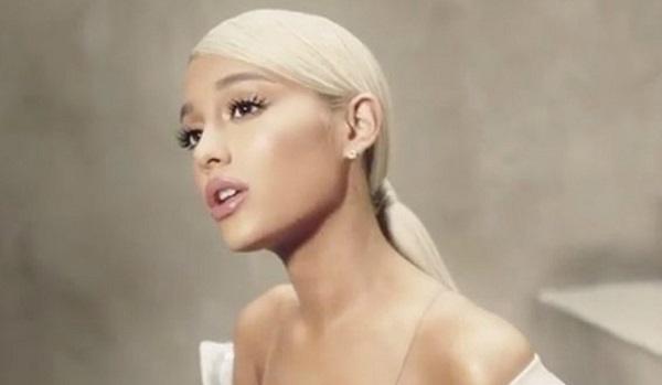 Sweetener es el cuarto trabajo discográfico de Ariana Grande. Este es producido por la misma cantante. Foto: Especial