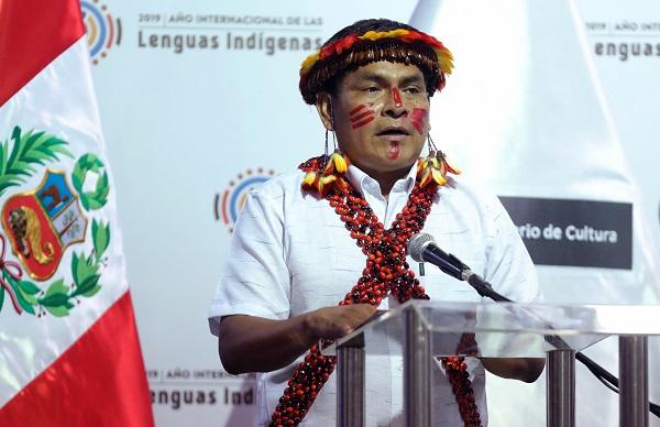 EXTINCIÓN. En Perú se hablan 48 lenguas, de las que 21 están en peligro. Foto: EFE