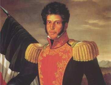 Nació el 10 de agosto de 1782 en Tixtla, Guerrero. Foto: Especial