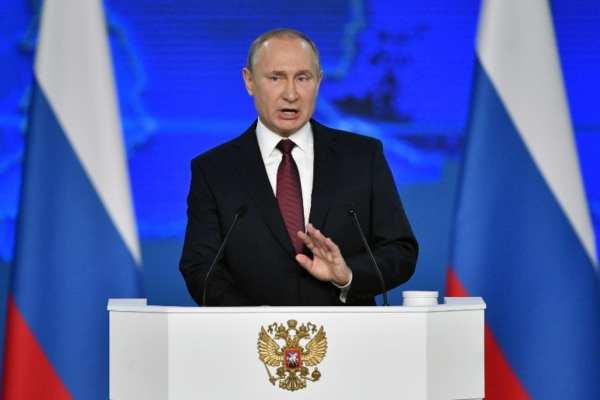 Putin prometió mejorar la calidad de vida de los rusos. Foto: AFP
