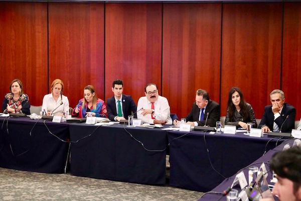 En la reunión estuvieron representantes de la ONU y más de 30 organizaciones. Foto: Especial.