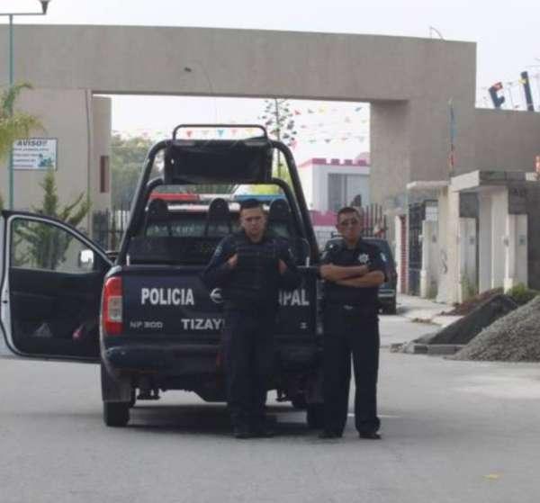 Policía de Tizayuca