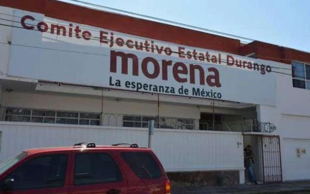 CEN de Morena en Durango