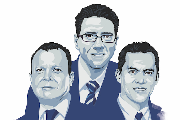 En la CRE renunciaron 4 comisionados. Su líder es acusado de conflicto de interés.FOTO: ALANG. RAMÍREZ