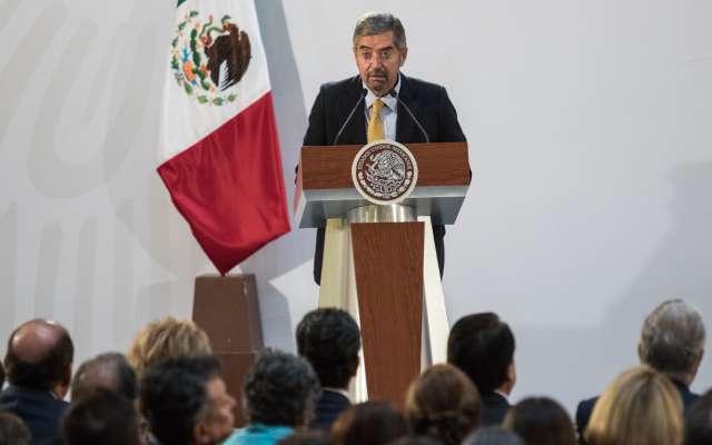 Mexico está consciente de la grave situación que prevalece en esa nación, afirmó Juan Ramón de la Fuente FOTO: ARCHIVO/ CUARTOSCURO