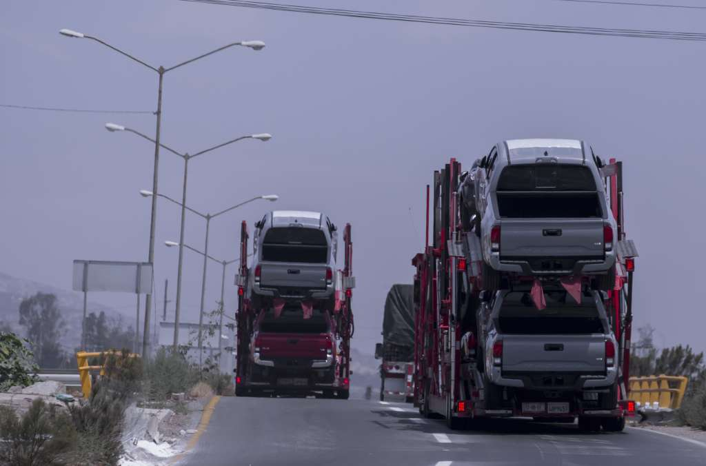 Fortalecerá la relación comercial entre México y EU. FOTO: CUARTOSCURO