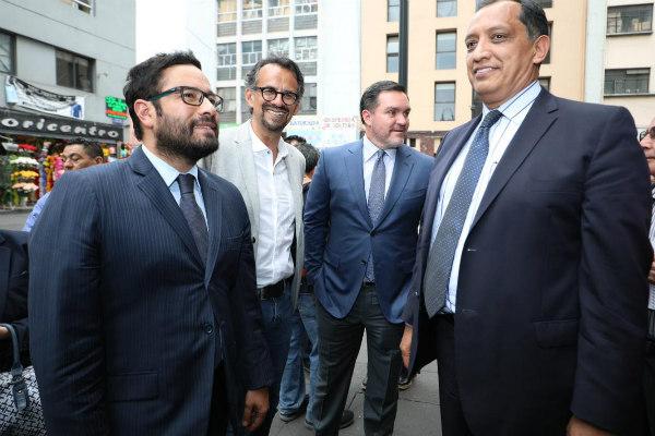 Romo Guerra alertó que sospecha de que jueces y magistrados están incurriendo en posibles actos de corrupción