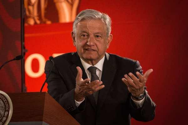 En el video aparece la figura de López Obrador. Foto: Cuartoscuro