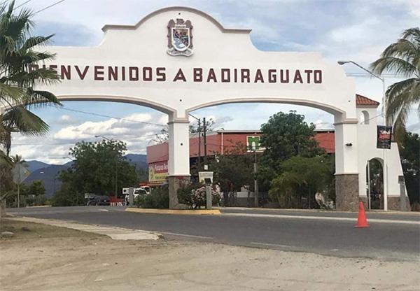 El origen de la palabra Badiraguato viene de vocablos cahita tarascos y significa