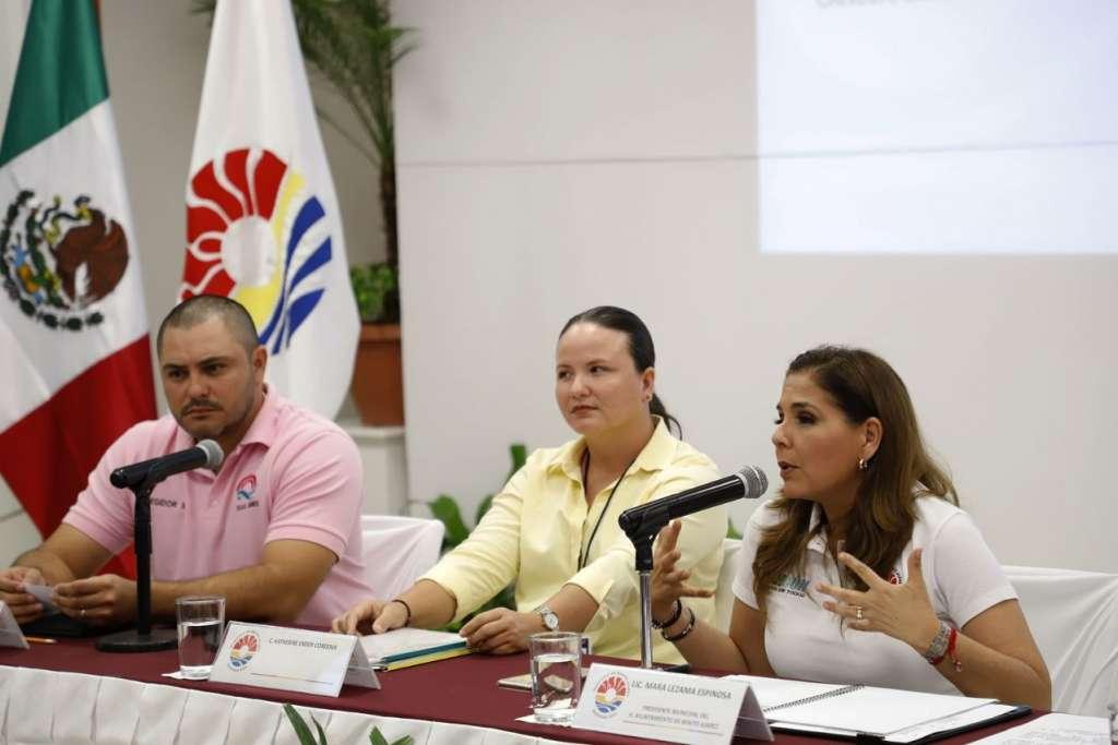 Diálogo, un camino para regresar a Tajamar: alcaldesa de Cancún