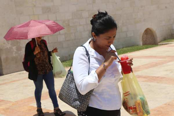 Para la Península de Yucatán se prevé cielo medio nublado con lluvias aisladas en la región. Foto: Archivo | Cuartoscuro