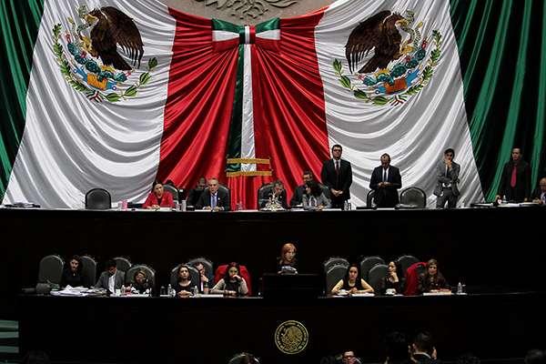 Diputados analizaron los cambios a la minuta que enviaron los senadores FOTO: NOTIMEX