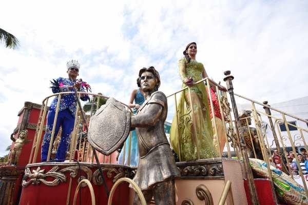 Desde hace años se les autoriza a los cuatro municipios la suspensión de clases por las festividades del carnaval. Foto: Archivo | Cuartoscuro