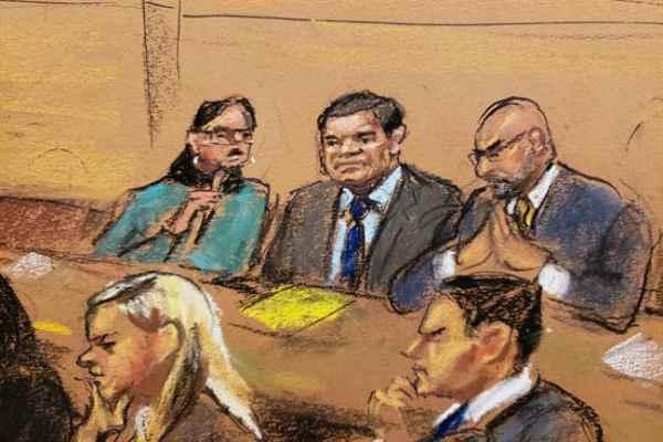 Si es declarado culpable puede ser condenado a cadena perpetua. Foto: Archivo | EFE