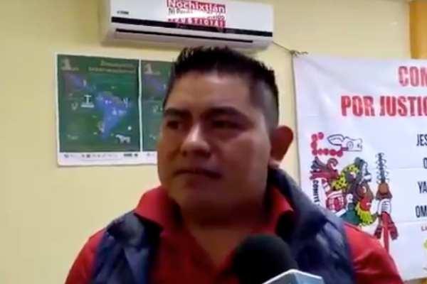 Santiago Valdivieso no dio más detalles de la salud deNúñez Ginez. Foto: Especial