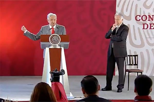 Por su parte, el presidente Andrés Manuel López Obrador comentó quehay 7 gasoductos parados que van a significar una derogación de 21 mil millones de dólares a la CFE.